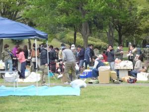 2015年5月23日 クロップオザキ恒例 大BBQ大会 in 三郷公園