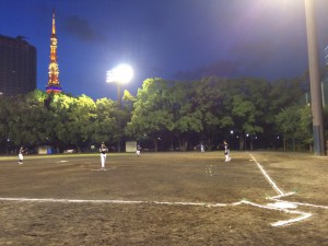 2015年6月29日 ソフトボール大会 開催!