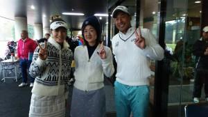 キャロウェイアパレルゴルフカップに行ってきました!!