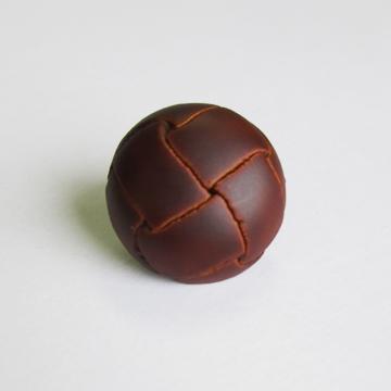 人気革ボタン⇒バスケットボタン