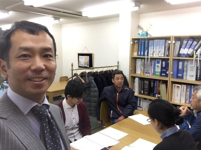 2016年11月28日 合同研修振り返り会の実施