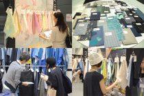 5月9日10日は2018プレミアムテキスタイルジャパン展