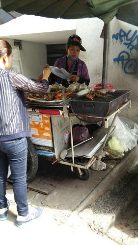 タイ出張時の出勤模様