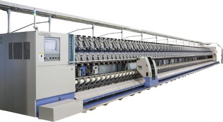T/R(ポリエステルレーヨン)素材の欠点を克服したVORTEX精紡糸