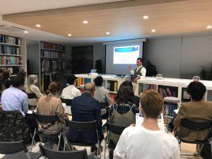 2018年10月25日 第1回付属の勉強会&座談会開催!