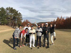 2018年11月17〜18日 クロップオザキ ゴルフ合宿!